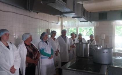 Мониторинг по организации питания